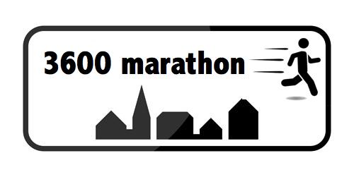 3600 marathon #23