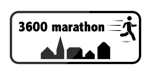 3600 marathon #22