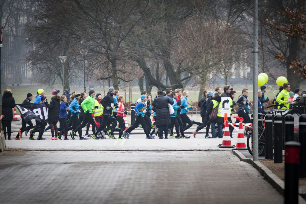 Nike Maraton Test 1
