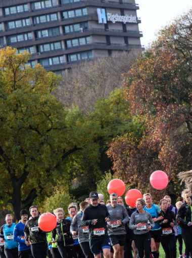 Nike Marathon start op