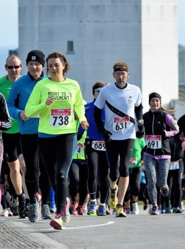Cross Island halv maraton