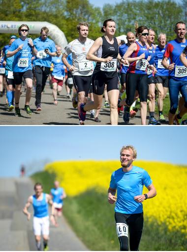 Odder halvmarathon 2018