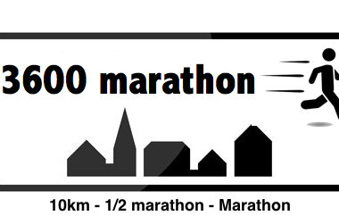 3600 marathon – Juleløbet (begrænset pladser)