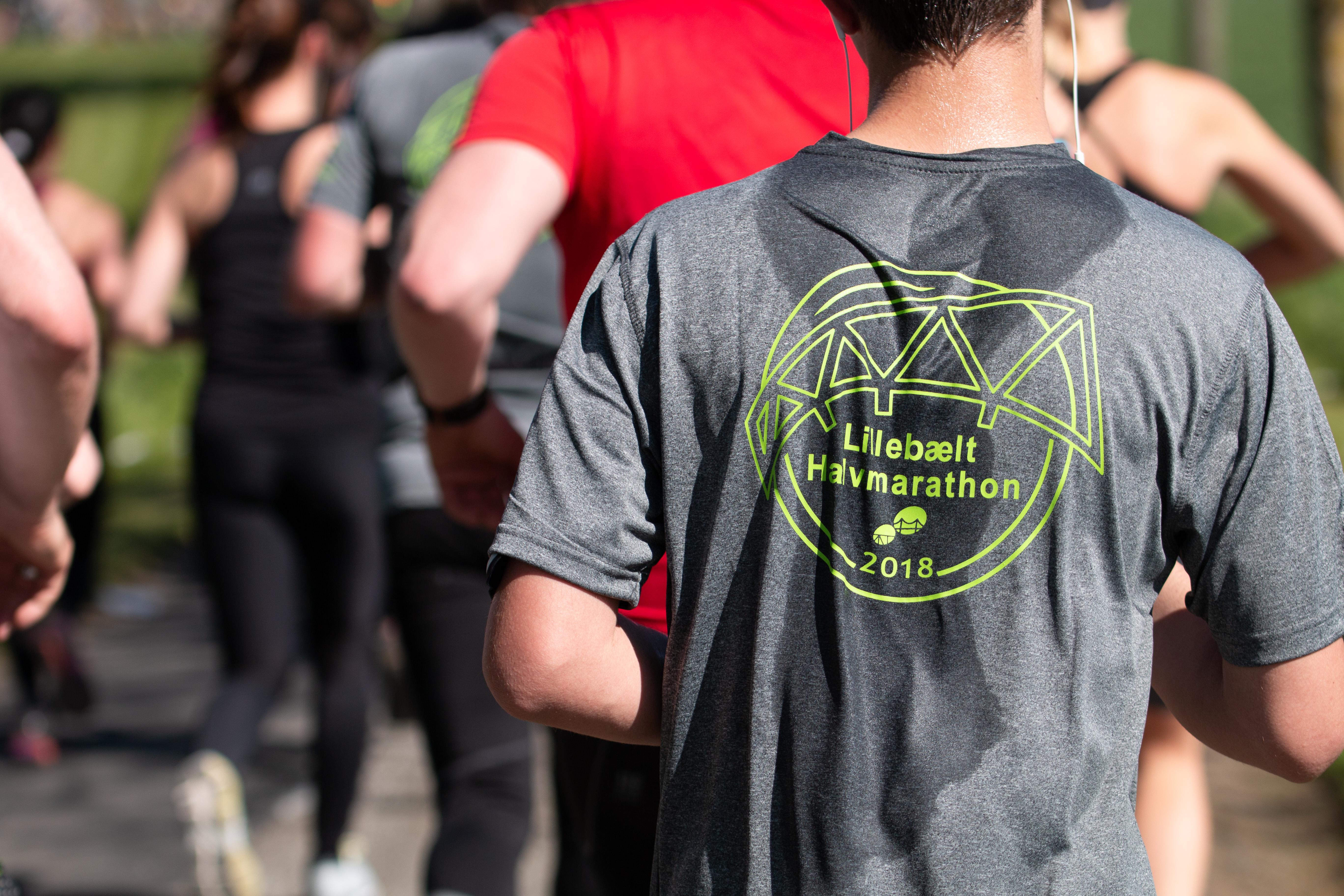 Lillebælt Halvmarathon løbs Festival