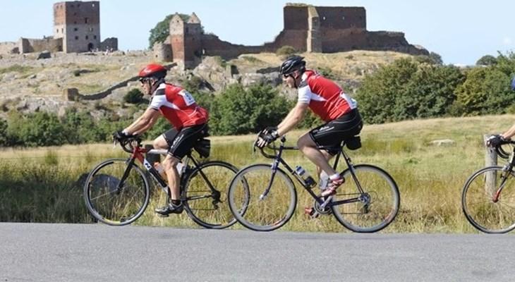 Bornholm Rundt på Cykel