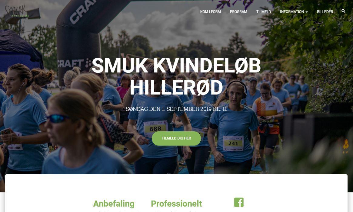 SMUK Kvindeløb Hillerød