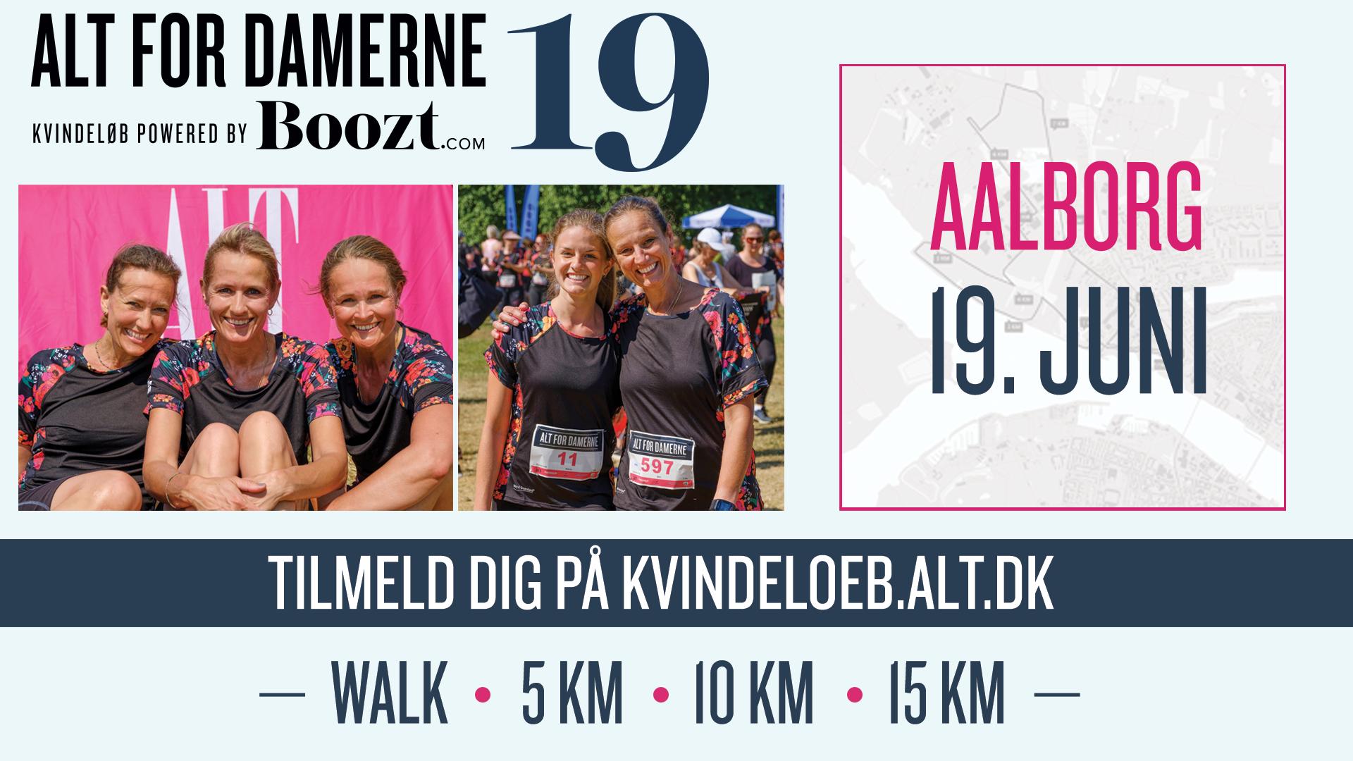 ALT for damernes kvindeløb – Aalborg