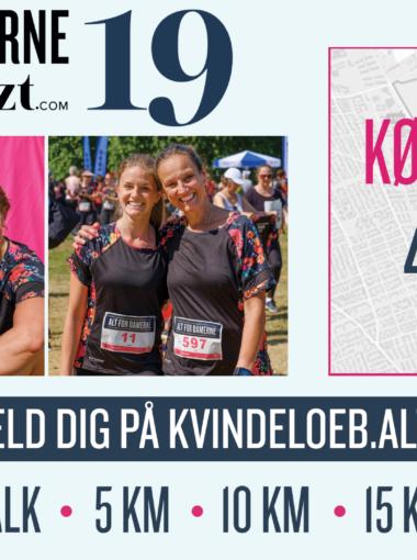 ALT for damernes kvindeløb – tirsdag