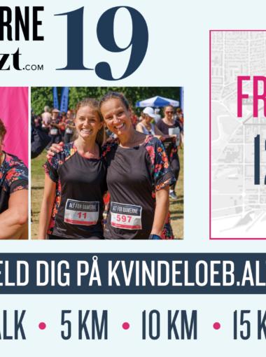 ALT for damernes kvindeløb – Fredericia
