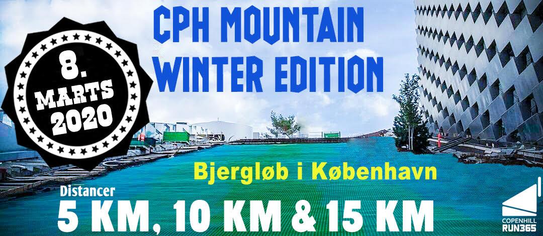Copenhill CPH Mountain Winter Edition