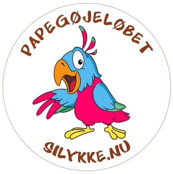 Papegøjeløbet logo