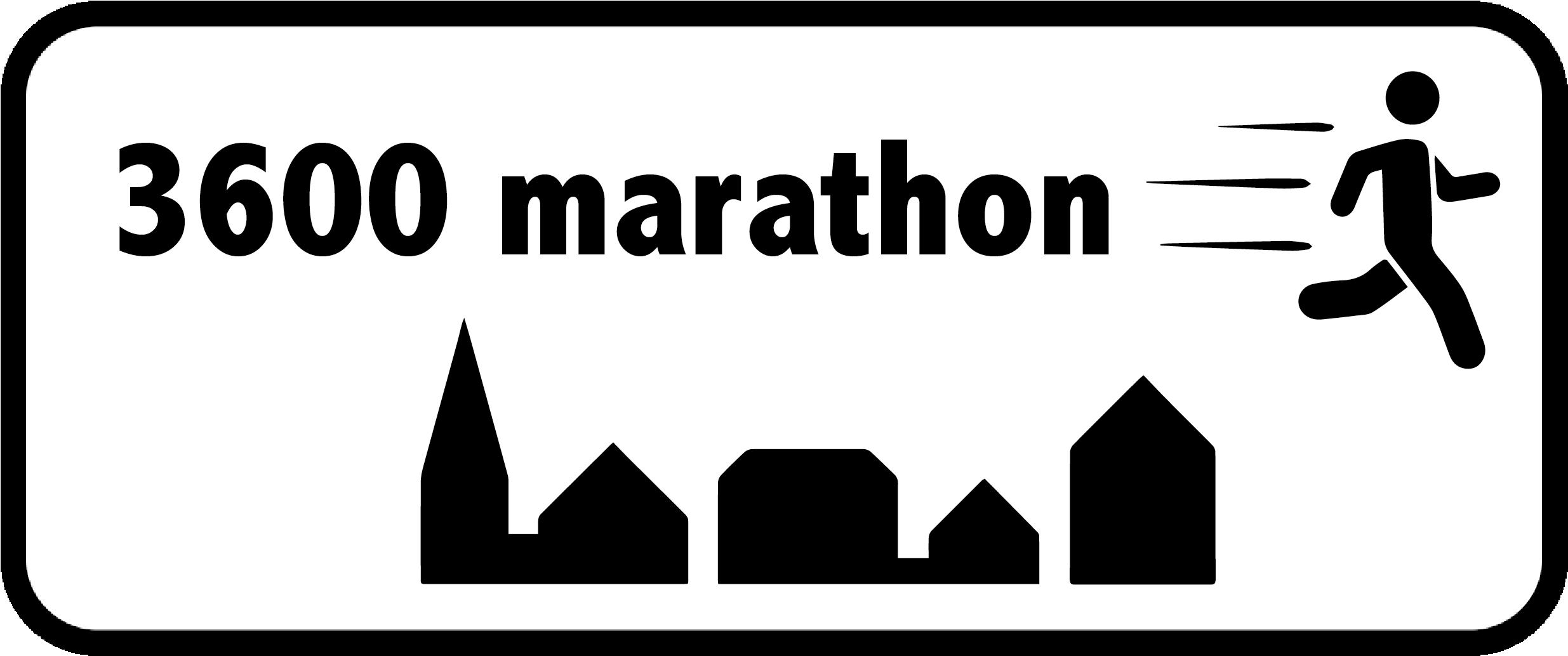 3600 marathon – Motionsløb for alle – 5km – 11km – 21km