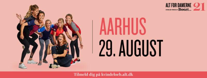 ALT for damernes Kvindeløb – Aarhus – 29. august