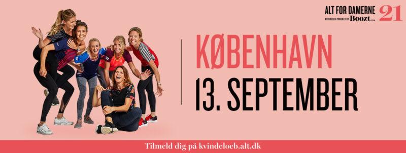 Alt for damernes kvindeløb København 2021
