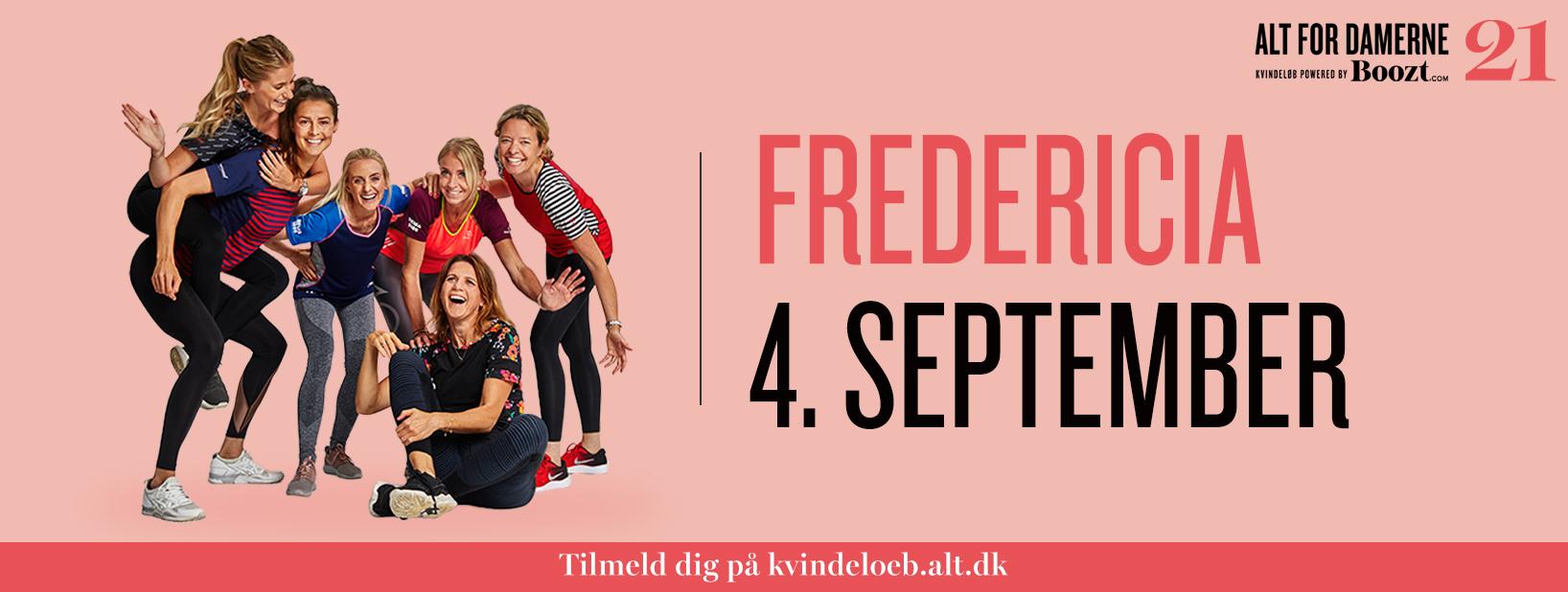 ALT for damernes Kvindeløb – Fredericia – 4. september